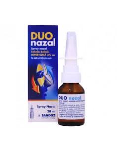Duo Nazal Spray x 20 ml