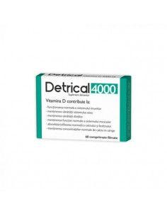 Zdrovit Detrical D 3 4000 x 60 Comprimate