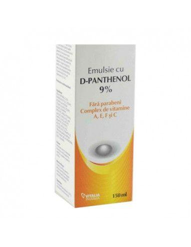 Santaderm Emulsie cu D-Panthenol 150 ml