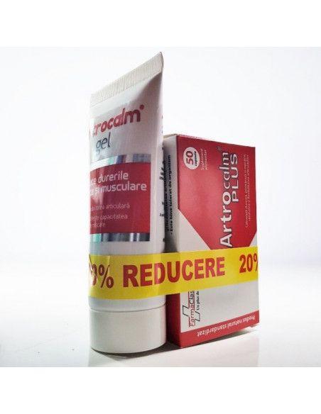 Artrocalm Plus x 50 Capsule + Artrocalm Gel 100 ml