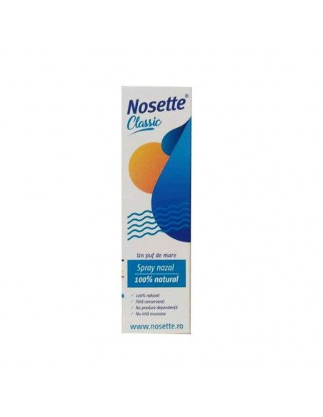 Nosette Classic Spray Nazal x 30 ml
