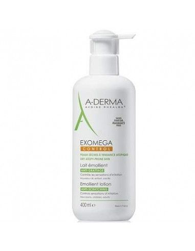 Ducray A-Derma Exomega Control Lapte 400 ml