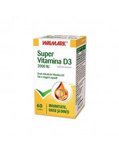 Walmark Super Vitamina D3 x 60 Capsule