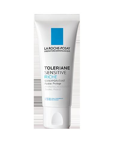 La Roche -Posay  Toleriane Sensitive Riche , 40 ml
