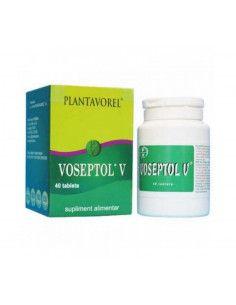 Voseptol - Plantavorel, 40 tablete
