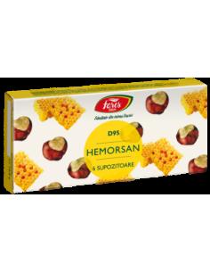 Hemorsan D95 x 6supozitoare