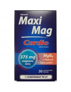 MAXIMAG CARDIO, 30 COMPRIMATE