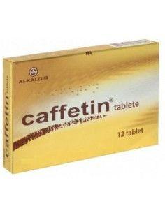 Caffetin x 12 cpr