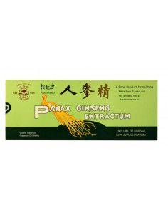 Panax Ginseng x 10 fiole