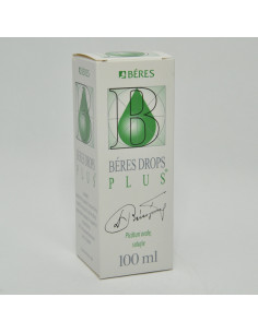 Beres Drops Plus picaturi x 100 ml
