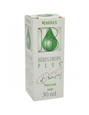 Beres Drops Plus x 30 ml picaturi orale