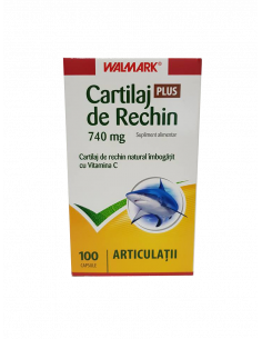 Walmark Cartilaj de rechin Plus 740 mg x 100 de capsule