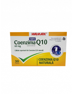 Walmark Coenzima Q10 Forte 60mg x 30 tablete