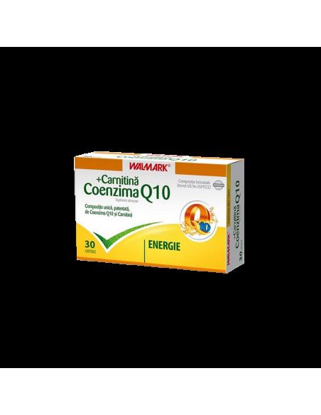 Walmark Coenzima Q10 + Carnitina x 30 tablete