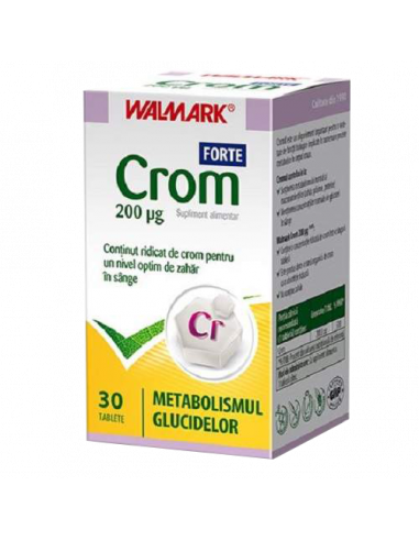Walmark Crom Forte x 30 tablete