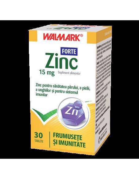 Walmark Zinc forte 15mg x 30 tablete