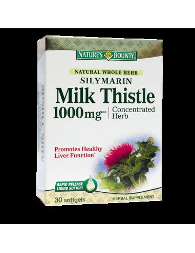 Walmark Silymarin Milk Thistle 1000 mg, x 30 capsule