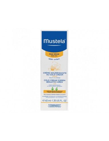 Mustela Crema nutritiva cu cold cream 40 ml