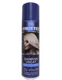 Sampon uscat Frottee 200 ml