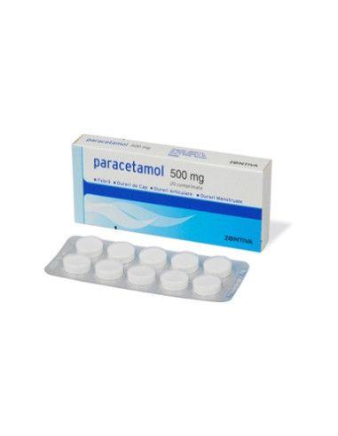 Paracetamol x 20 comprimate