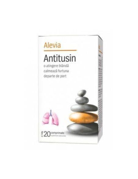 Antitusin x 20 comprimate (Alevia)