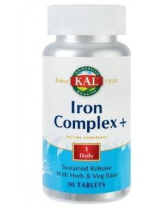 Secom Iron Complex Plus x 30 tablete