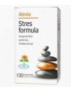 Stres Formula Alevia x 30 cpr