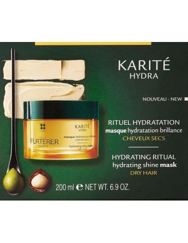 Karite Hydra Masca hidratanta cu efect de stralucire 200 ml