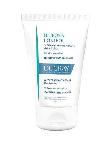 Ducray Hidrosis Control Crema antiperspiranta pentru maini si picioare 50ml