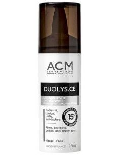Duolys.CE Ser intensiv antioxidant cu vitamina C pura 15 ml, ACM