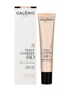 Galenic Teint Lumiere DD SPF 25, piele deschisa la culoare, 40 ml