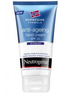 Neutrogena Crema de maini antiimbatranire SPF 25 x 50 ml