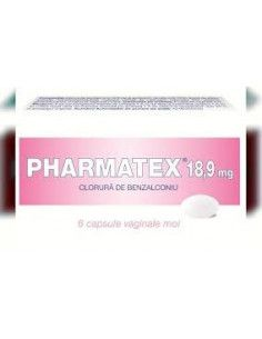Pharmatex 18,9mg x 6 ovule