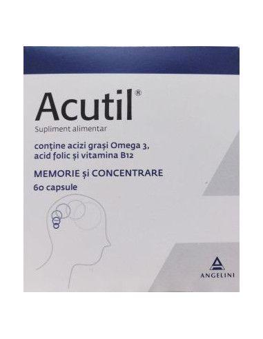 Acutil x 60cps