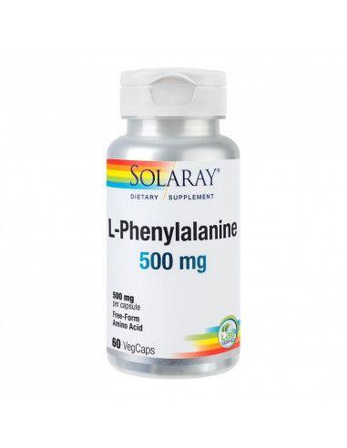 L-Phenylalanine 500mg x 60 capsule