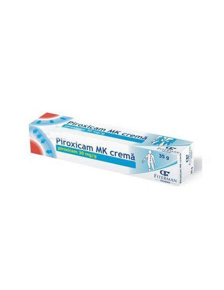 Piroxicam MK 30mg/g x 35g crema