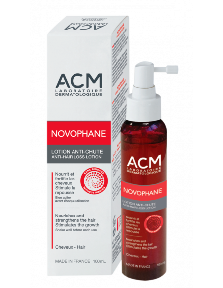 ACM Novophane Lotiune Tratament Anti-cadere x100ml