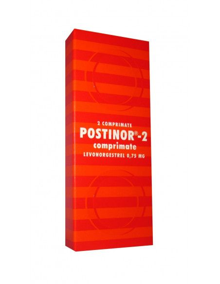 Postinor2 1 blister x 2 comprimate