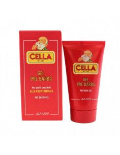 CELLA Milano Gel pre barbierit x 75 ml