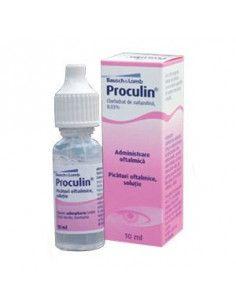 Proculin 0,3mg/ml x 10ml picături oftalmice