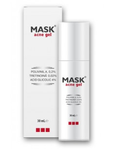 Mask Acne Gel x 30ml