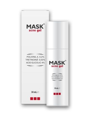 Mask Gel x 30g