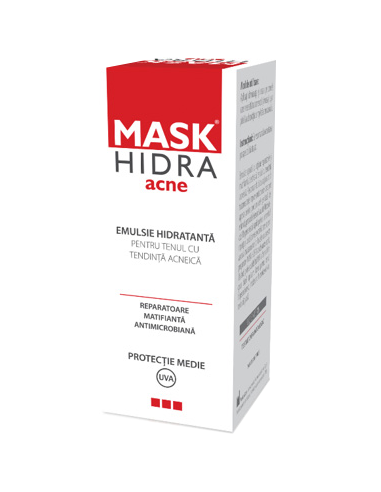 Mask Hidra Acne emulsie 50ml