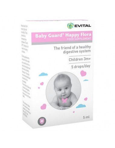 Evital Baby Guard Happy Flora x 5 ml