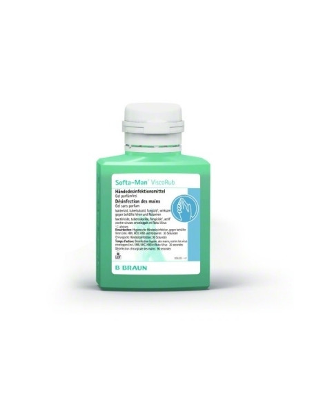 B BRAUN Softa Man ViscoRub Dezinfectant alcoolic pentru maini sub forma de gel