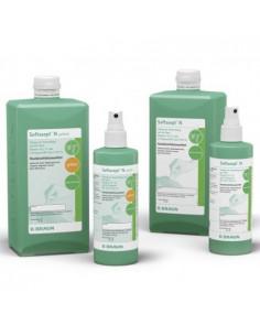 B BRAUN Softasept N Dezinfectant alcoolic pentru piele cu povidoniodina, solutie colorata