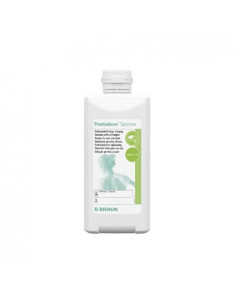 B BRAUN Prontoderm Solution Solutie de decontaminare a pielii, inclusiv MRSA x 500 ml