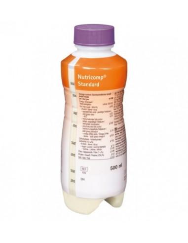 B BRAUN Nutricomp Standard Neutral x 500 ml