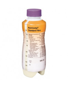 B BRAUN Nutricomp Standard Fibre x 500 ml