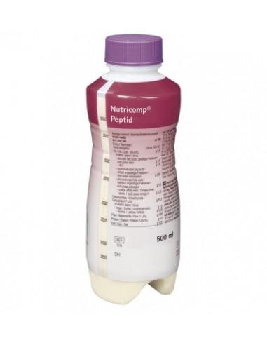 B BRAUN Nutricomp Peptid x 500 ml